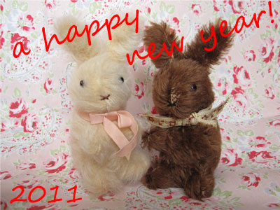a happy new year!